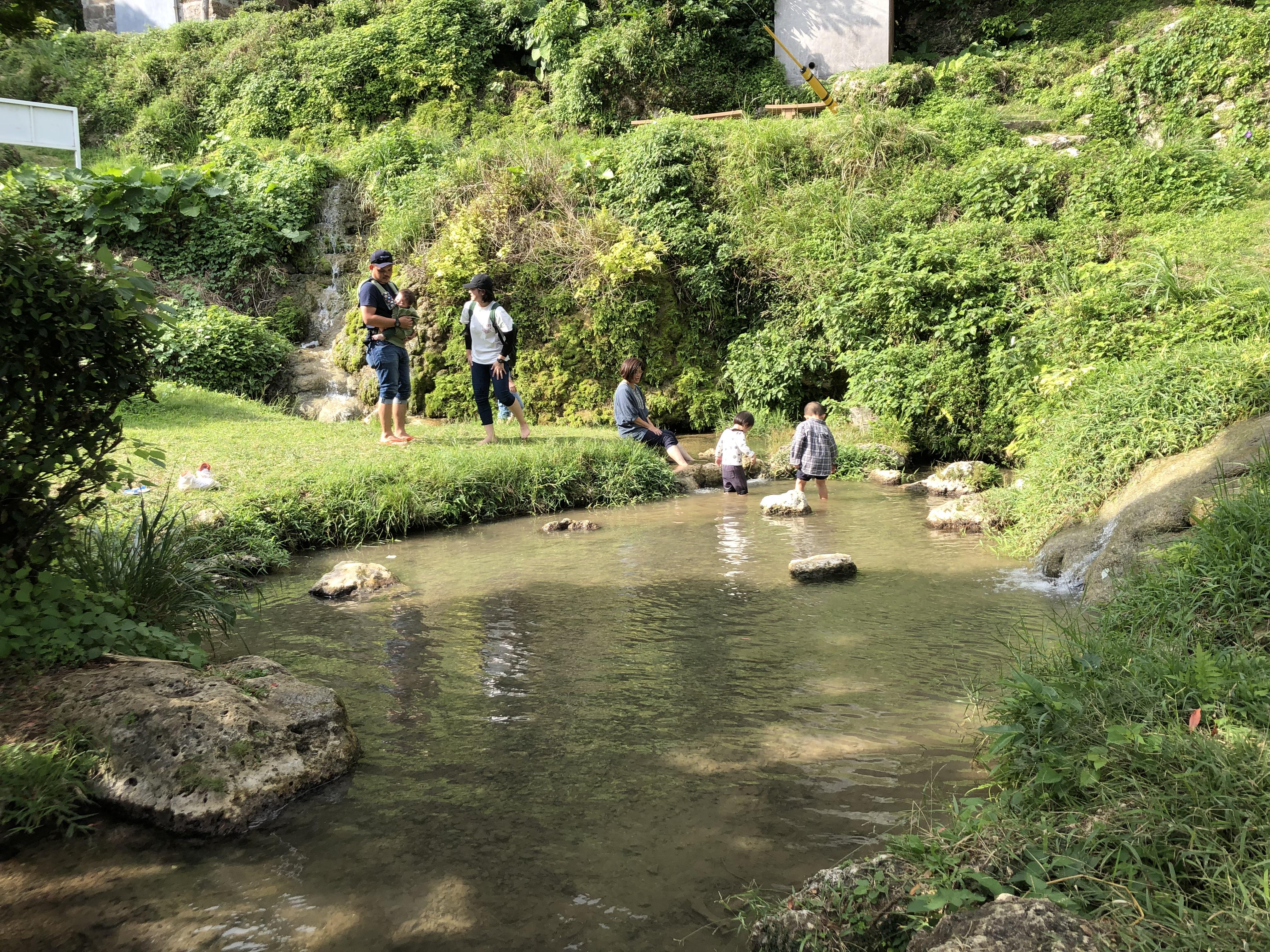 垣花樋川行って来ました。