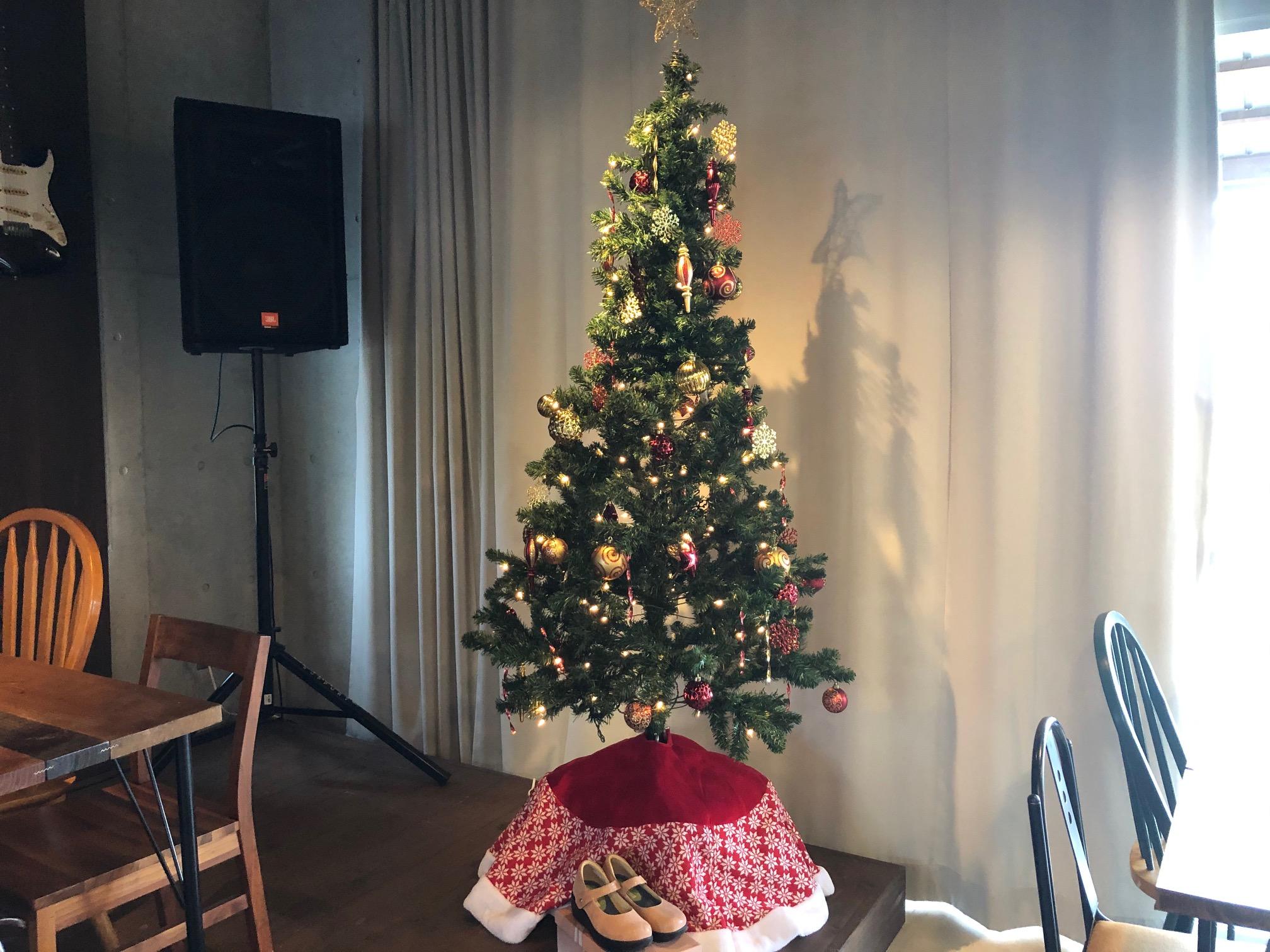 クリスマスVrに変更!